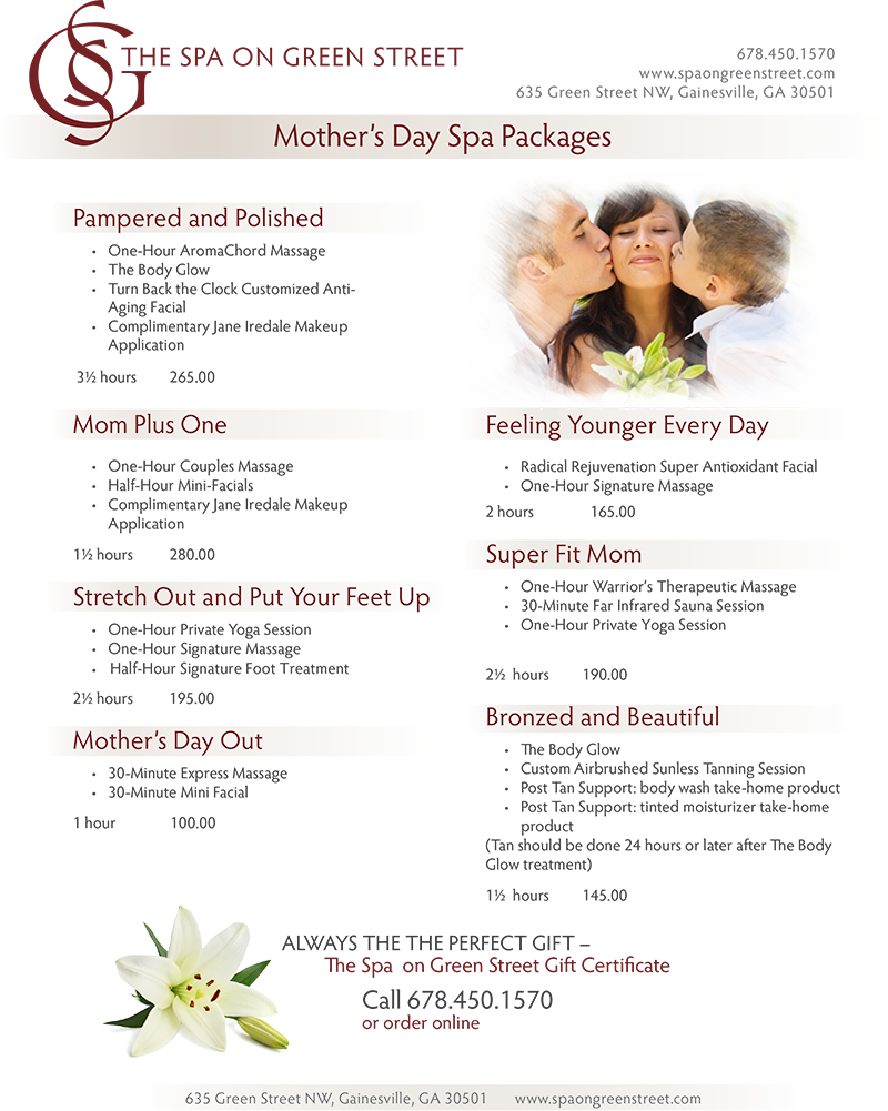 Mothers-Day-Spa-Packages